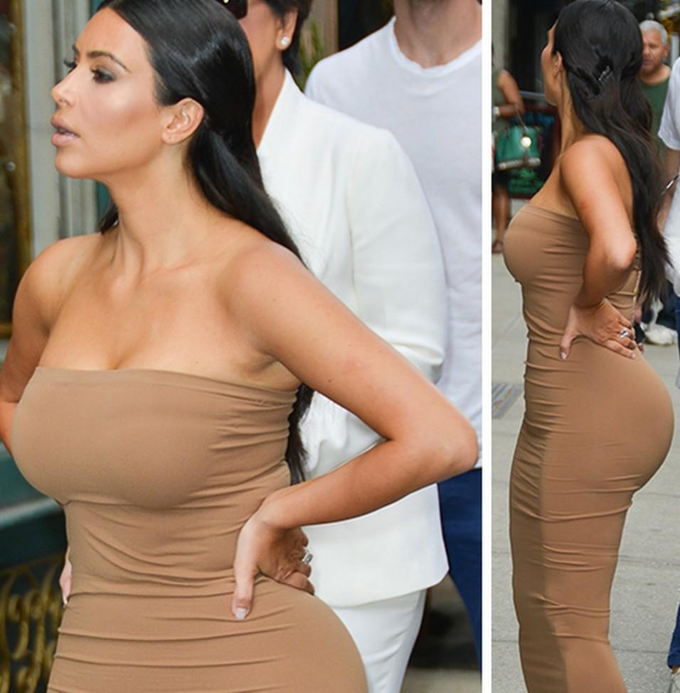 Für Porno Kim Kardashian gerne