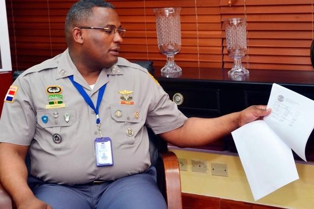 Investigan oficina de antinarc ticos de la polic a nacional rd - Oficina policia nacional ...