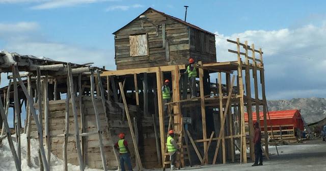 Construyen escenario en Salinas para pelicula Vin Diesel xXx