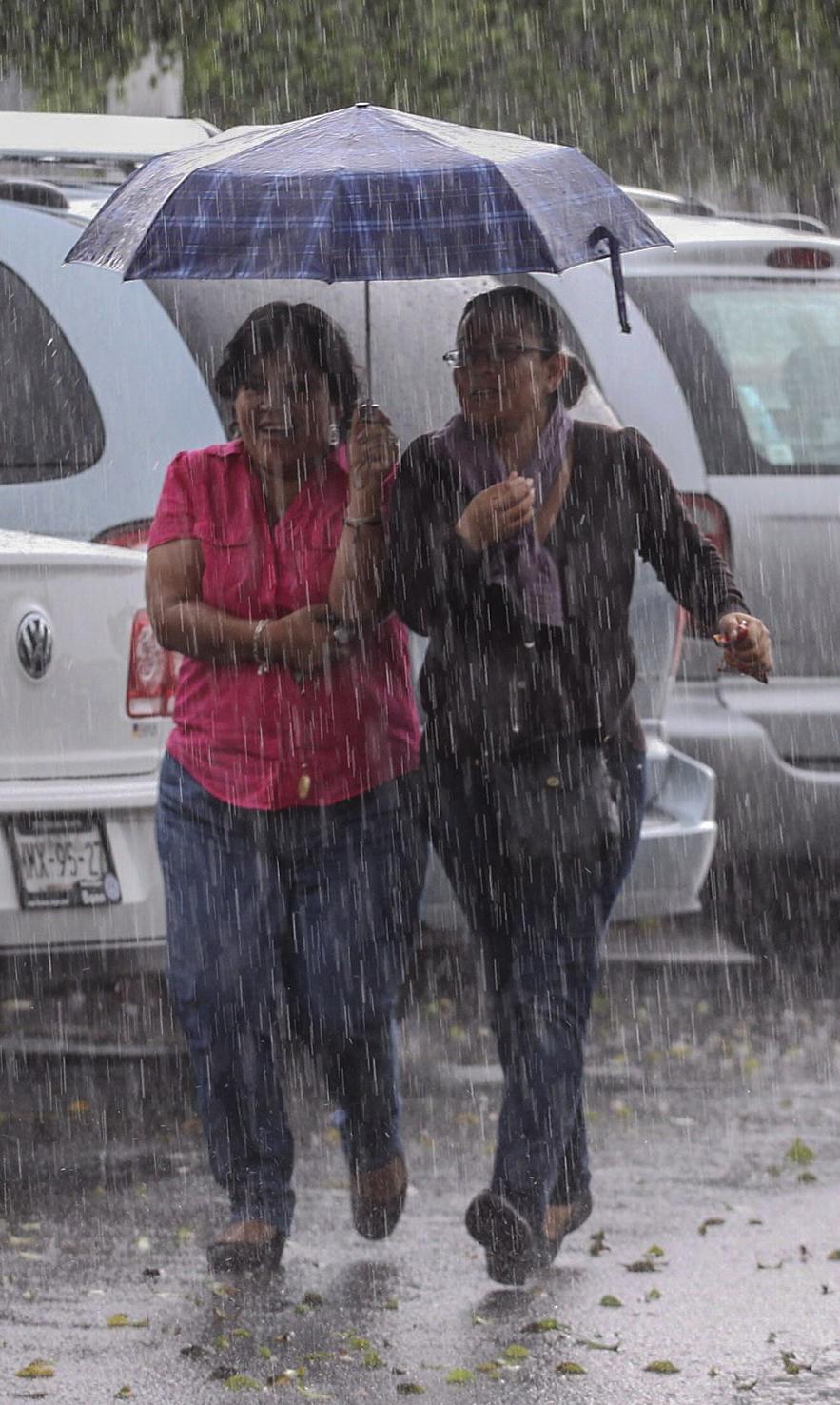 Resultado de imagen para lluvia en mao
