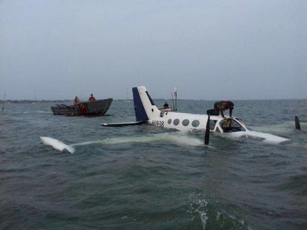 avioneta-con-matricula-dominicana-cae-en-el-lago-de-venezuela-la-vinculan-al-narco