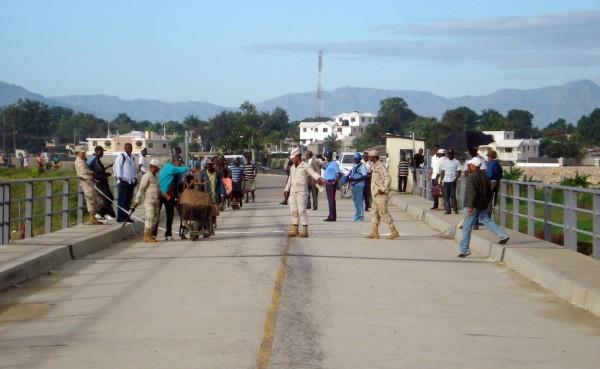 frontera Haiti