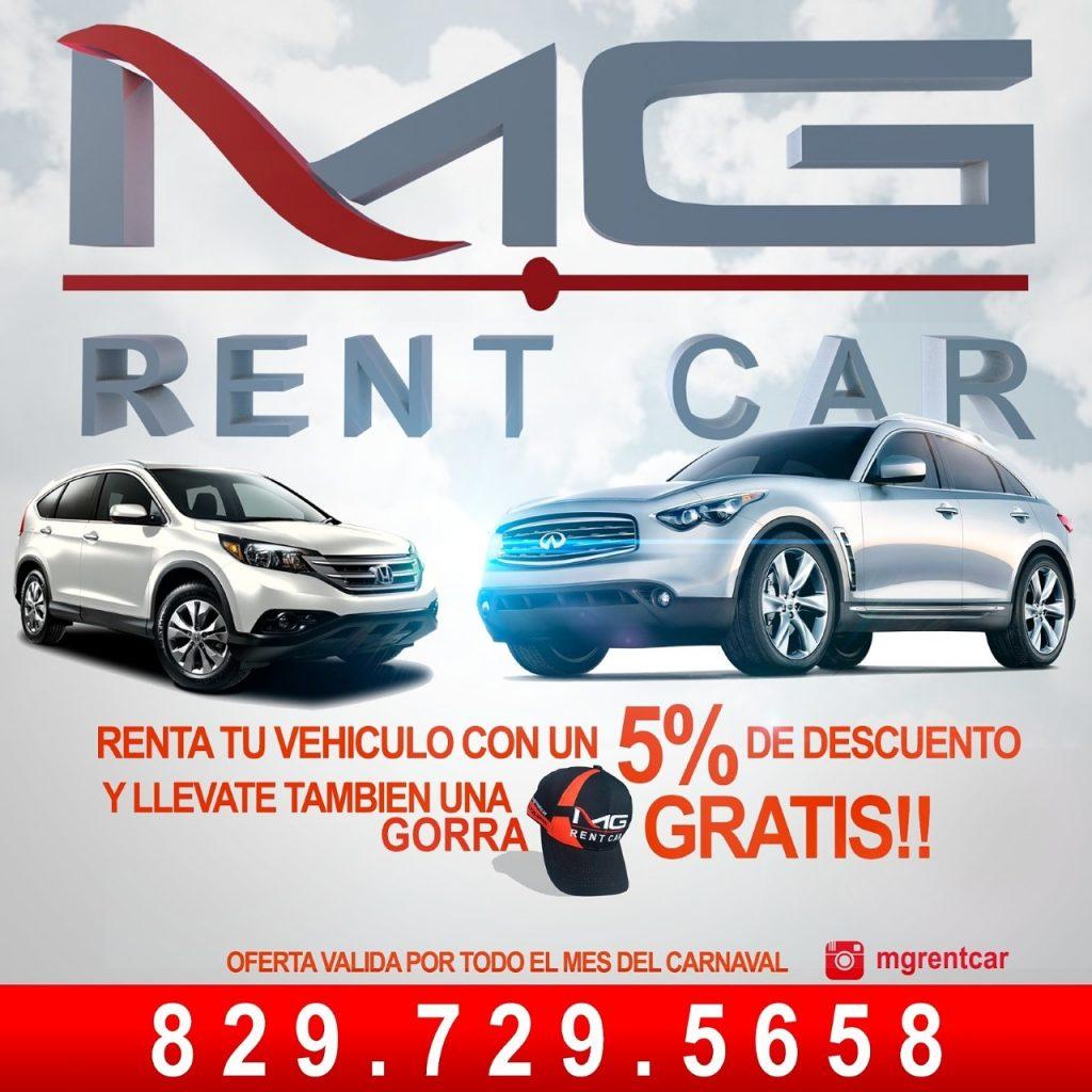MG Renta A Car