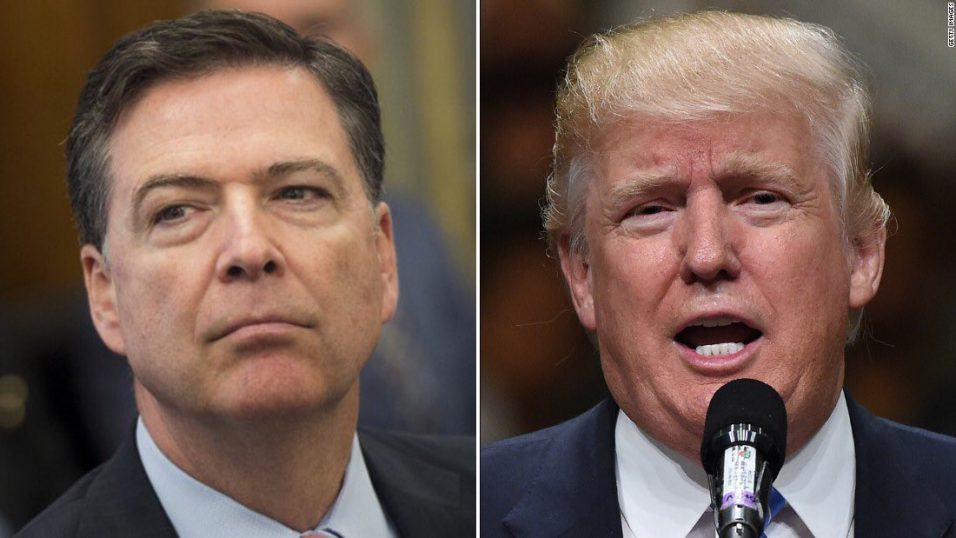 Trump / James Comey