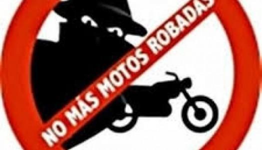 ladrones de moto