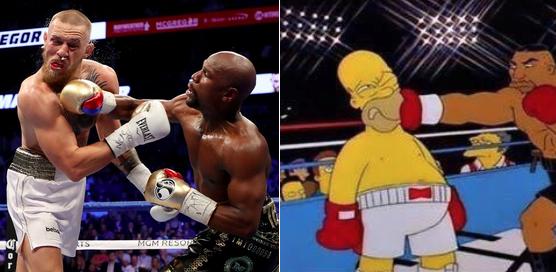 mayweather los mejores memes de la pelea de mayweather y mcgregor