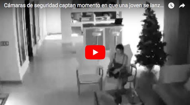 Video joven venezolana muere al lanzarse del noveno piso for Piso 9 malecon center